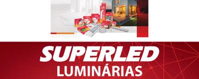Superled Luminárias