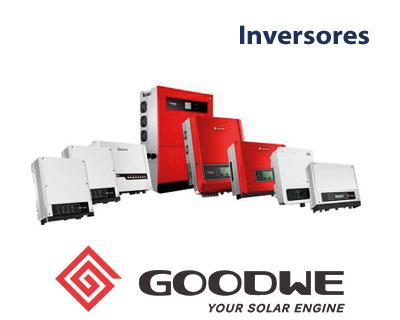Inversores GoodWe